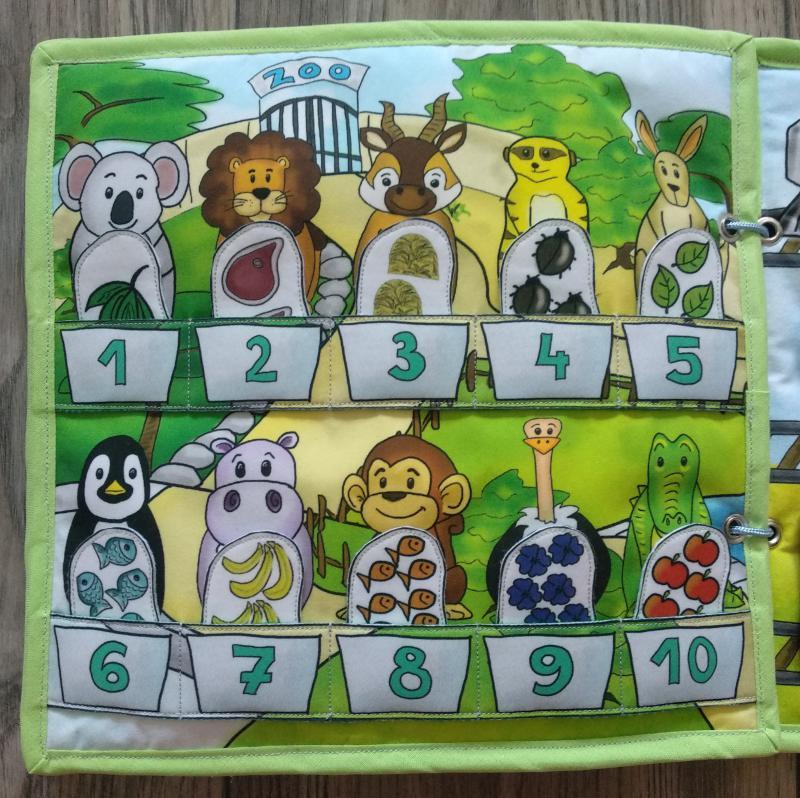 Zoo Állat etetős oldal