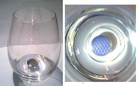 WaterStar energia pohár (Jótékony víz)
