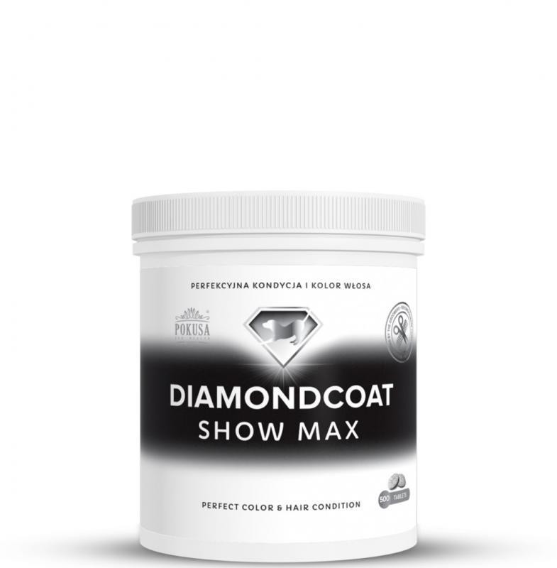 POKUSA DiamondCoat Show Max tabletta (500 db/doboz)