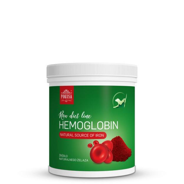 POKUSA Hemoglobin por 200 grammos