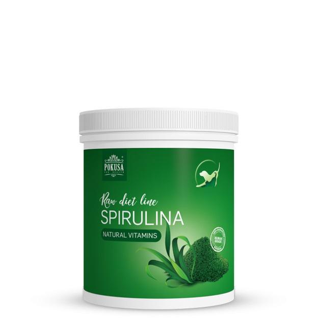 POKUSA Spirulina por 1000 grammos