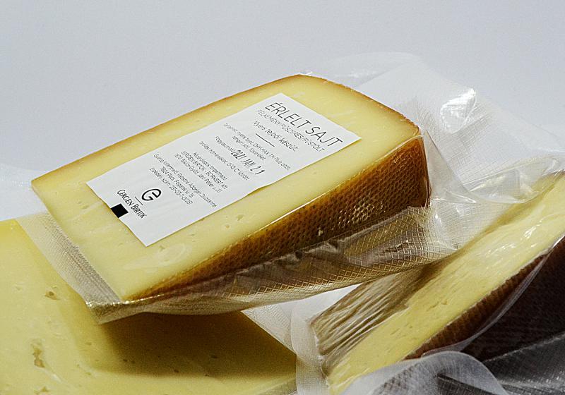 Érlelt sajt (250g)