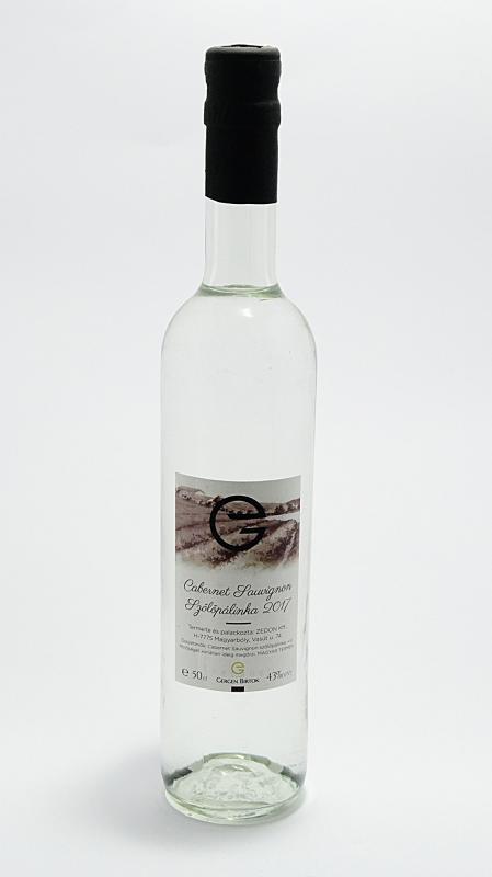 Gergen Cabernet Sauvignon szőlőpálinka