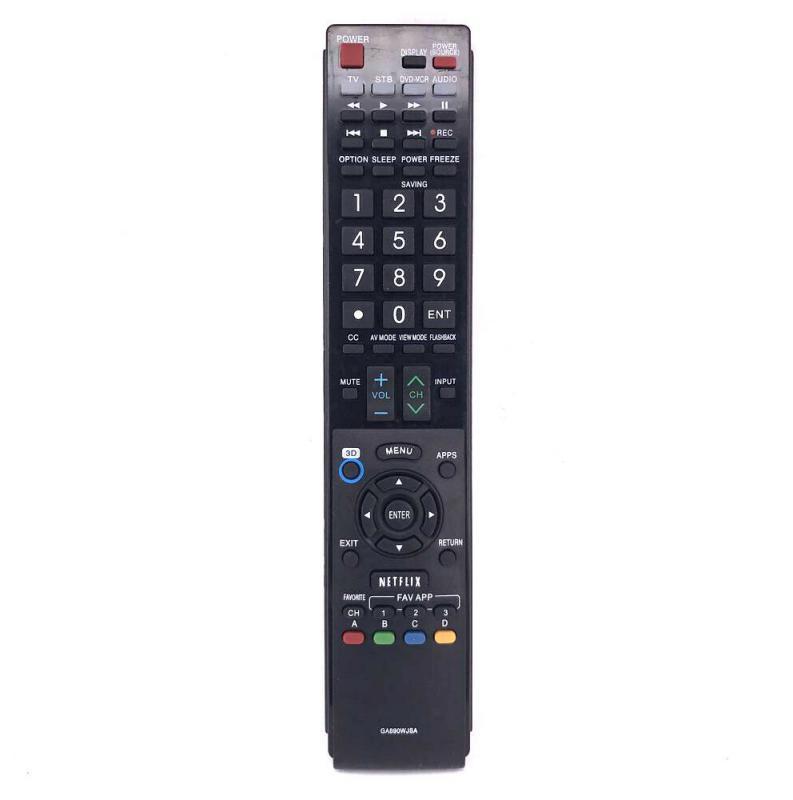 GB005WJSA Utángyártott távirányító SHARP SMART TV