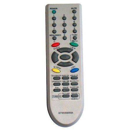 LG 6710V00090A távirányító utángyártott