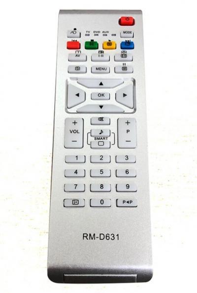 Philips RM-D631 tángyártott távirányító  LCD TV