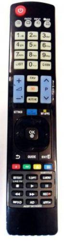 PIL6023 AKB73615303 utángyártott távirányító LG 3D tv-hez IRC87207