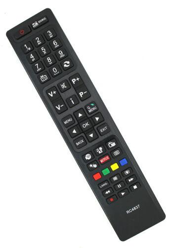RC4837 Utángyártott távirányító SHARP TV-hez, NETFLIX