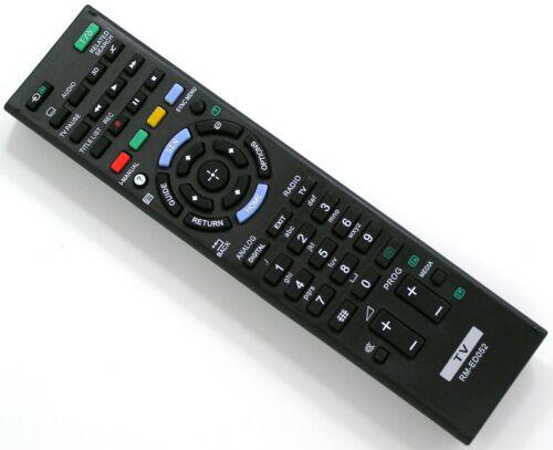 RM-ED052 Utángyártott távirányító SONY 3D TV