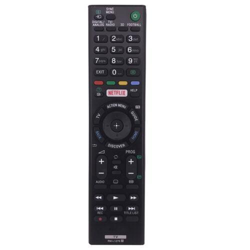 RM-L1275 Utángyártott távirányító SONY SMART TV-hez, NETFLIX