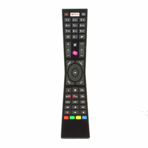 RMC3231 YOUTUBE, NETFLIX JVC, TECHNIKA SMART TV utángyártott távirányító