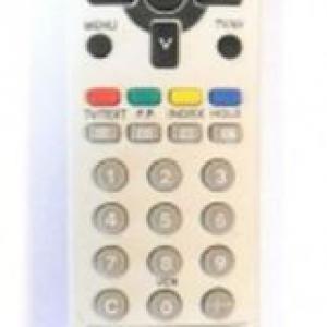 Panasonic EUR7628010 utángyártott távirányító