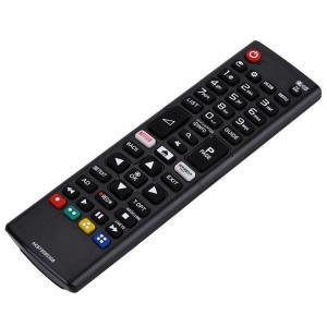 PIL6121 AKB75095308 Utángyártott távirányító LG UHD SMART TV-hez, NETFLIX