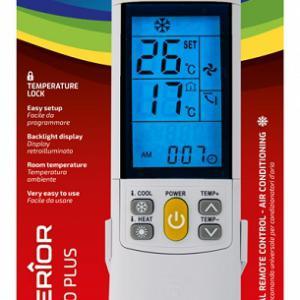 Univerzális Superior Hotel  PLus Légkondicionáló távirányító