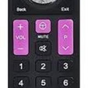 Univerzális távirányító THOMSON SMART TV