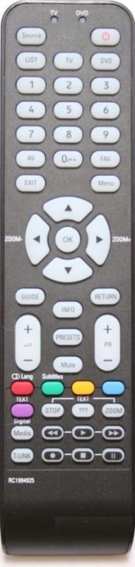 THOMSON LCD RC1994925 utángyártott  távirányító