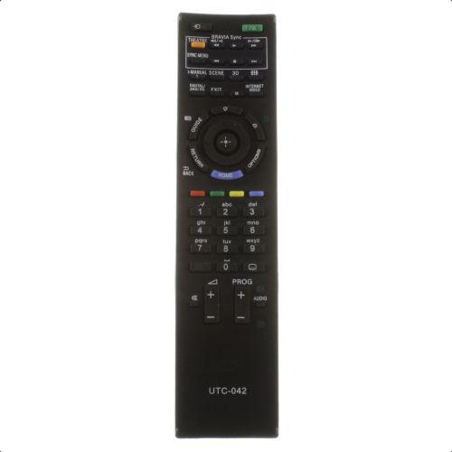 UCT-042 utángyártott távirányító Sony LCD/LED/HDTV