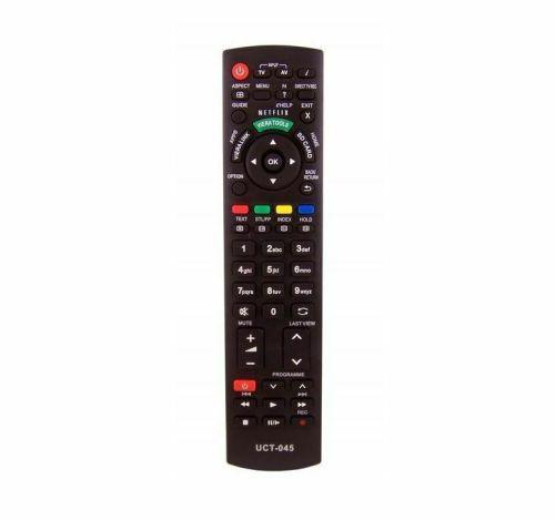 UCT-045 utángyártott távirányító PANASONIC 3D SMART TV-hez