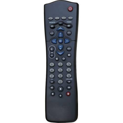 Utángyártott TV távirányító, Philips RC-2582