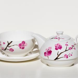 Tea For One Cherry