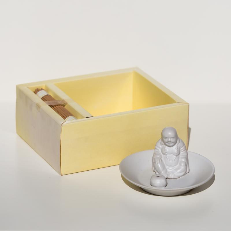 Füstölő Buddha
