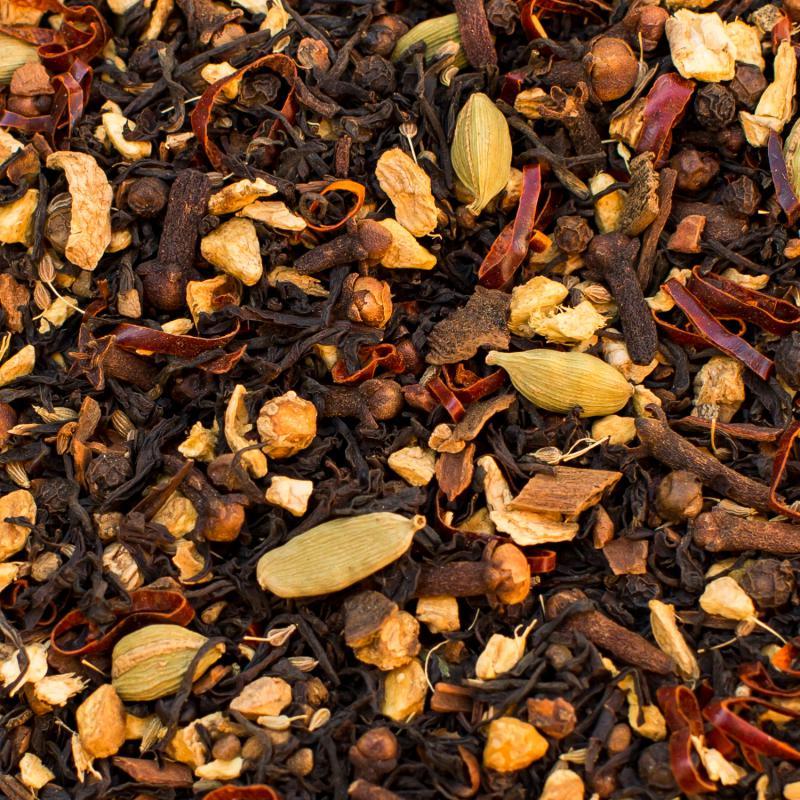 Spiced Chai (chilis!) 100 g