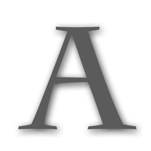 3D felirat - hungarocell betűk