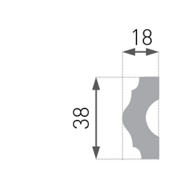 E-18 díszléc
