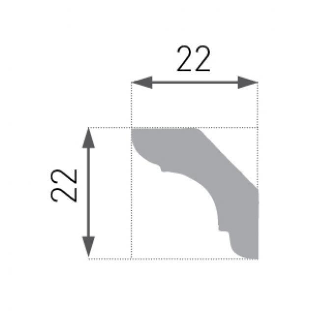 E-23 holker díszléc
