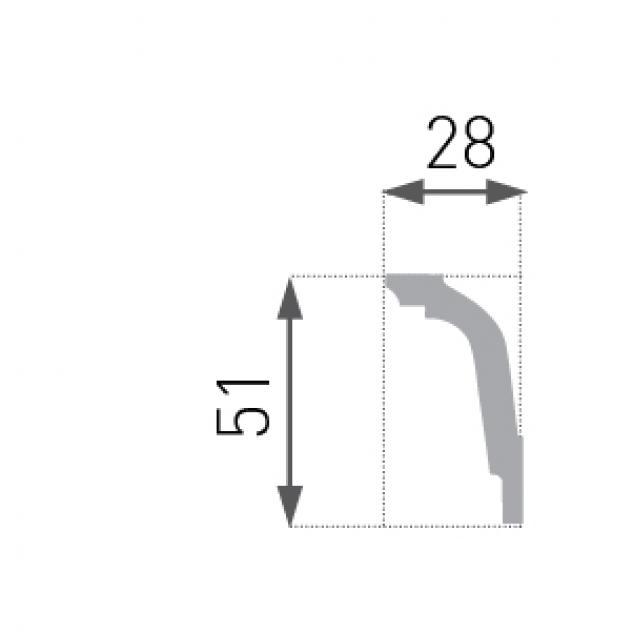 E-32 holker díszléc