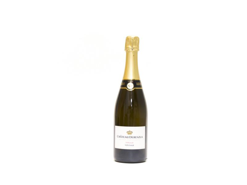 Chateau Dereszla Sparkling Wine Methode Traditionnelle (0,75l)