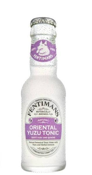 Fentimans Yuzu-s tonik 125ml