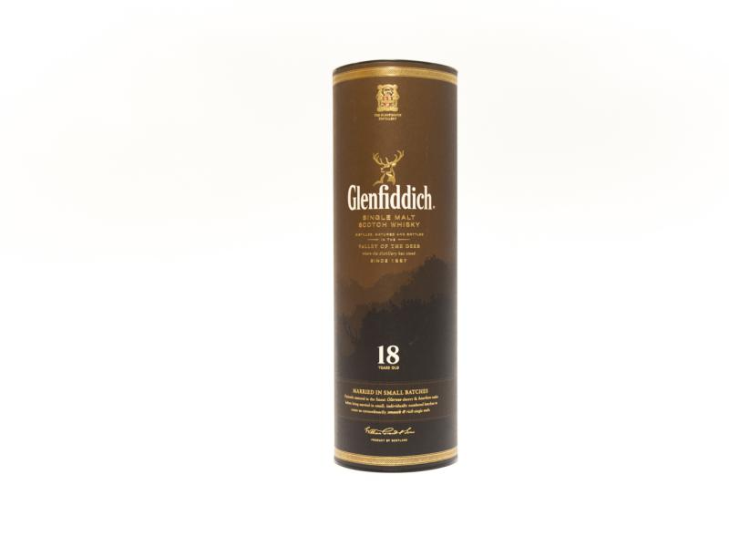 GLENFIDDICH 18 YEARS WHISKY [0,7L 40%]