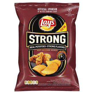Lay's Chips Strong Hot Chicken Wings 77 g