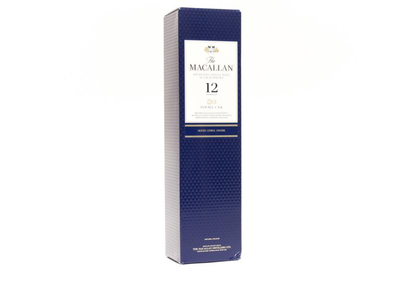 MACALLAN 12 YEARS DOUBLE CASK WHISKY [0,7L 40%]