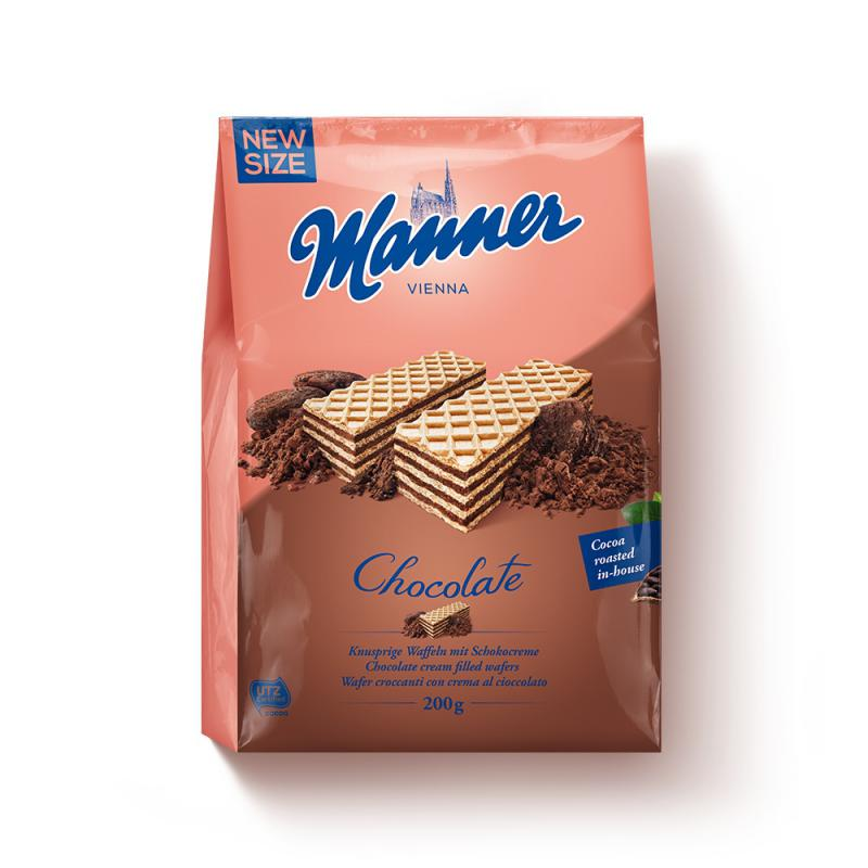 Manner csokis nápolyi 200g
