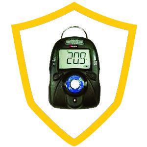 Egygázos hordozható detektorok