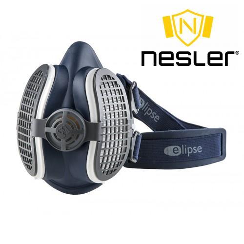 Biciklis légzésvédő félálarc, kerékpáros maszk, ELIPSE P3