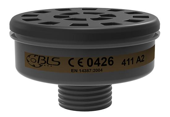 BLS 411 A2 zsinórmenetes szűrőbetét