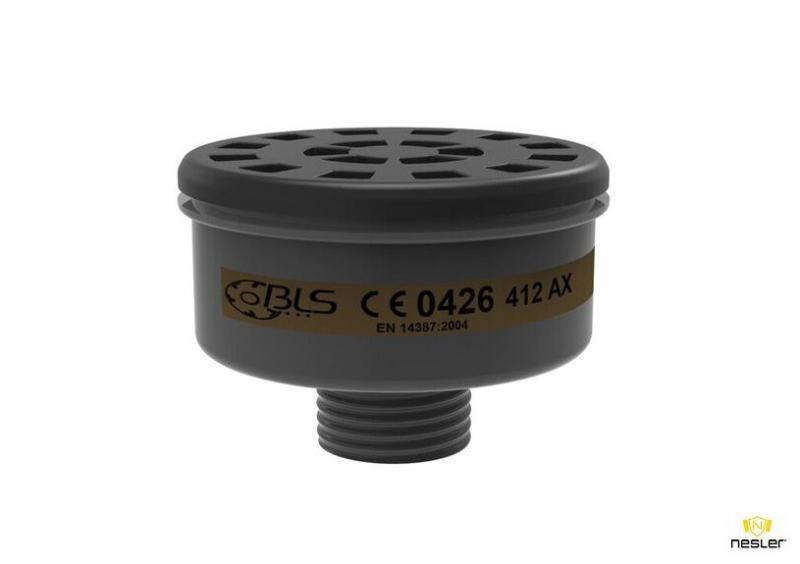BLS 412 AX zsinórmenetes szűrőbetét