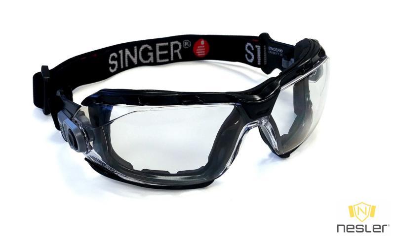 bollé safety TRACKER II védőszemüveg (taktikai)