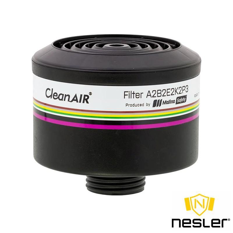 CleanAir A2B2E2K2P3 kombinált szűrőbetét