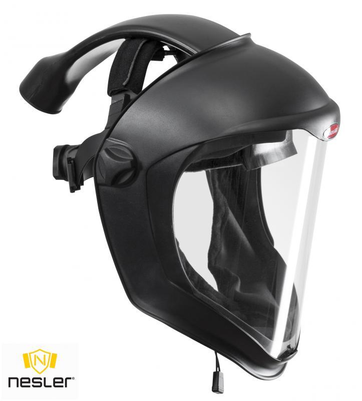 CleanAir CA-3 légzésvédő arcvédő
