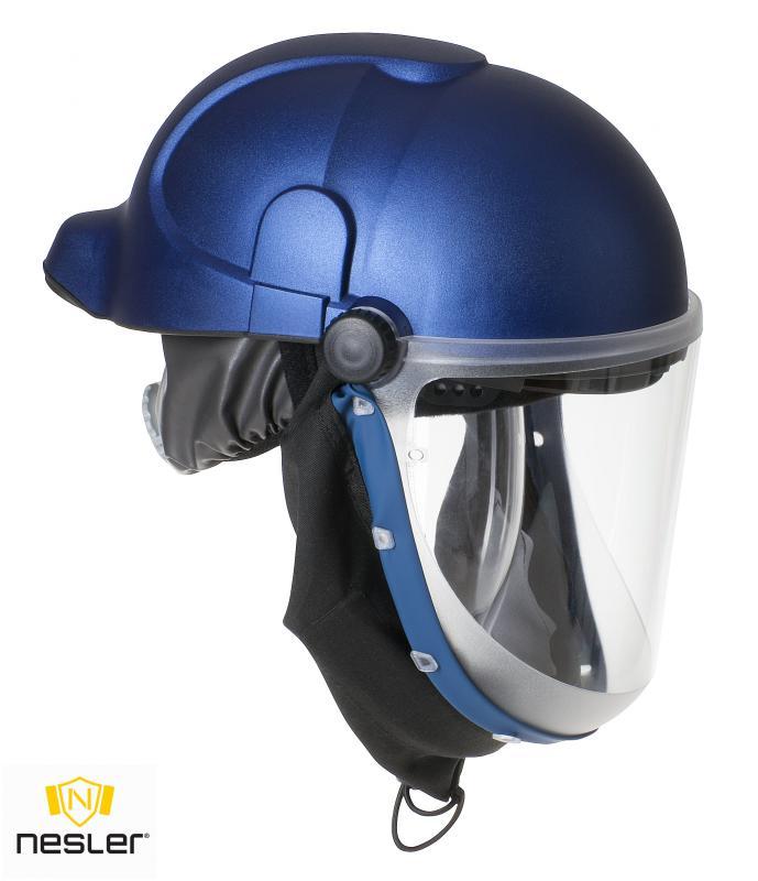 CleanAir CA-40G légzésvédő sisak (EN 397) arcvédővel (EN 166)