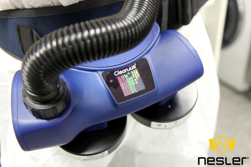 CleanAir Chemical 2F légzésvédő