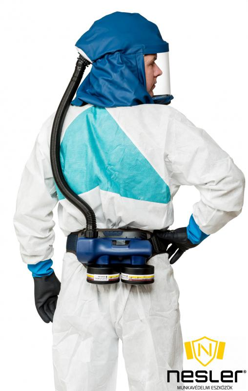 CleanAIR® Chemical 2F rásegítéses légzésvédő méhészeknek