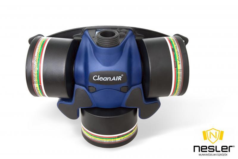 CleanAir Chemical 3F légzésvédő
