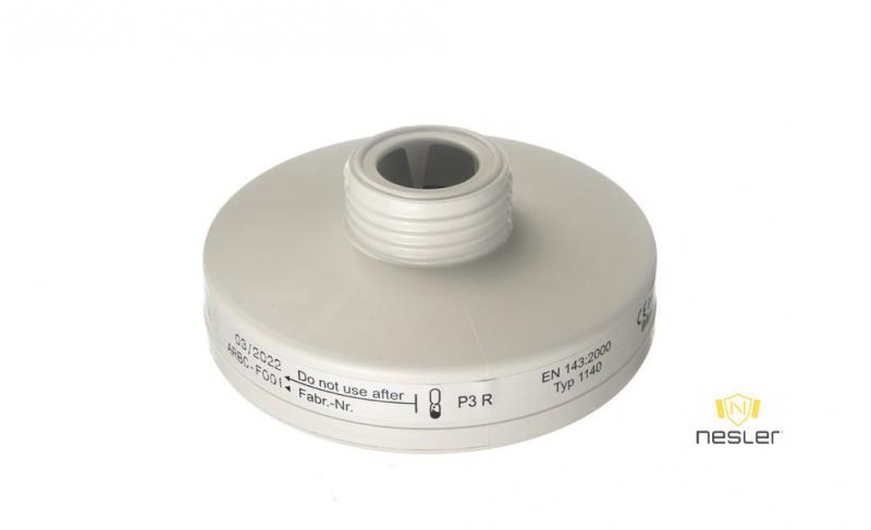 Drager 1140 P3 R részecskeszűrő