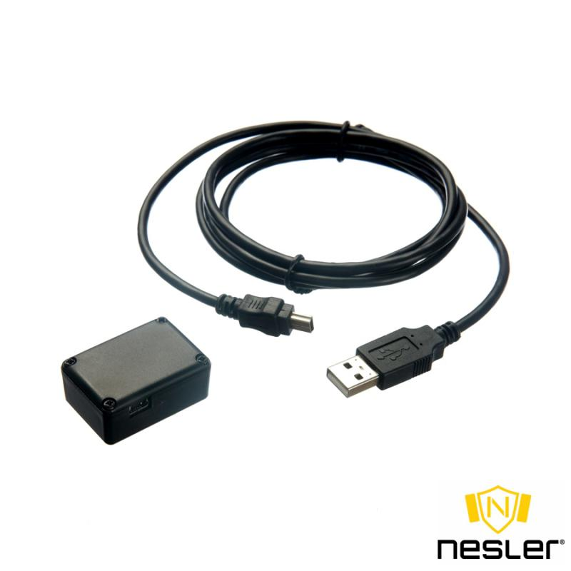 Drager USB DIRA csatlakozó az X-am 2500 készülékekhez