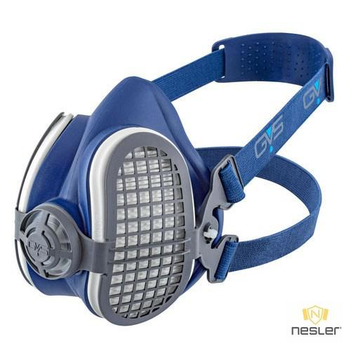 ELIPSE félálarc P3 + kellemetlen szagok elleni védelem, használatra kész, hegesztéshez kitűnő!